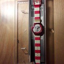 Swatch Kunststof 4 cmmm Quartz nieuw Nederland, Amsterdam