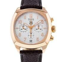 TAG Heuer Or rose Remontage automatique 38mm 2010 Monza