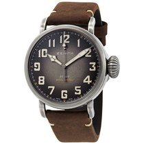 Zenith Pilot Type 20 Extra Special Steel 45mm Grey Arabic numerals United States of America, New York, New York
