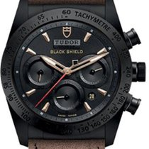 Tudor Fastrider Black Shield 42mm United States of America, New Jersey, Edgewater