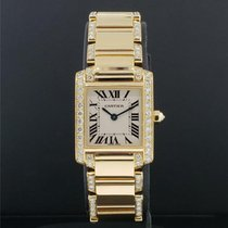 Cartier Tank Française 25mm Silver United States of America, New York, New York