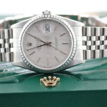 Rolex Datejust Steel 36mm Silver Arabic numerals United States of America, Georgia, Snellville