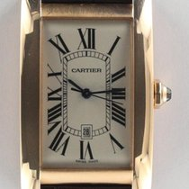 Cartier Tank Américaine occasion 27mm Or rose