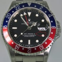 Rolex 16710 Steel 2005 GMT-Master II 40mm pre-owned