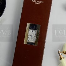 Patek Philippe Gondolo White gold 32.4mm White No numerals United States of America, Texas, Houston