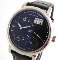 A. Lange & Söhne White gold 41mm Manual winding 117.028 pre-owned