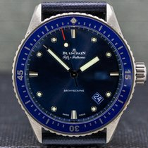 Blancpain Ceramic 43mm Automatic 5000-0240 new