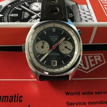 Heuer Steel 38mm Automatic 1153 pre-owned United States of America, Washington, Woodinville