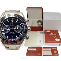 Omega Seamaster Planet Ocean Chronograph 232.90.46.51.03.001 pre-owned