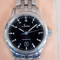 Sinn 456 Steel 28mm Arabic numerals