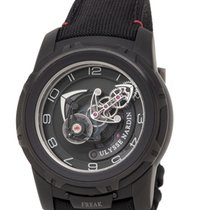 Ulysse Nardin Freak Titanium 45mm Black Arabic numerals United States of America, New York, Hartsdale