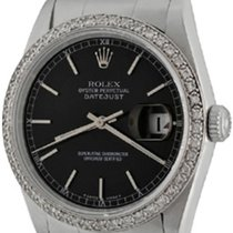 Rolex 16200 Steel Datejust 35mm pre-owned United States of America, Texas, Dallas