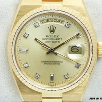 Rolex Day-Date Oysterquartz 19018 1982 rabljen