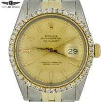 Rolex 16253 Gold/Steel 1979 Datejust Turn-O-Graph 36mm pre-owned United States of America, Georgia, Atlanta