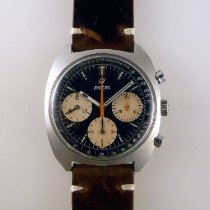 Enicar Steel Manual winding pre-owned