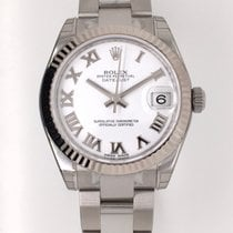 Rolex Lady-Datejust Steel 31mm Silver United States of America, Texas, Houston