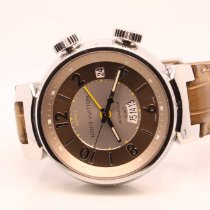 Louis Vuitton Steel Automatic Q1152 pre-owned