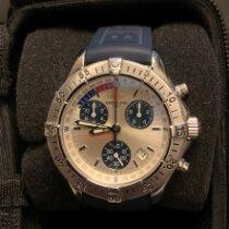 Breitling Transocean Chronograph Acier Argent Sans chiffres France, bordeaux