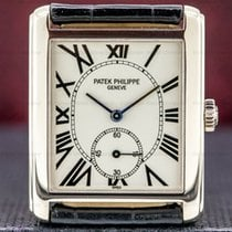 Patek Philippe Gondolo White gold 27mm Roman numerals United States of America, Massachusetts, Boston