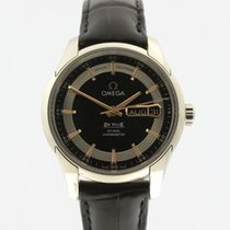 Omega De Ville Hour Vision Annual Calendar - NEW - 2018 - with...