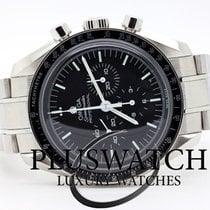 Omega Speedmaster Professional Moonwatch Acciaio 42mm Nero Italia, l'aquila