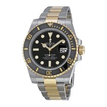 Rolex 116613 bk Gold/Steel 2020 Submariner Date 40mm new United States of America, New York, New York
