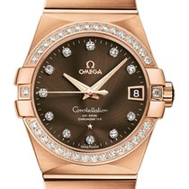 Omega Constellation Men Rose gold 38mm United States of America, New York, Airmont