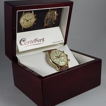 Cortébert Chronograph