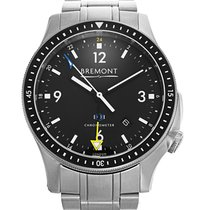 Bremont Watch Boeing BB1-TI-GMT/BK