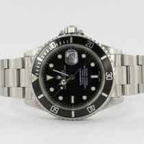 Rolex Submariner Date Stahl 16610