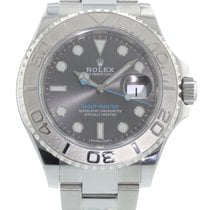 Rolex Yacht-Master 116622 Watch with Stainless Steel Bracelet...