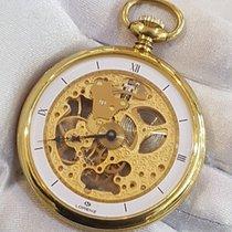 Lorenz Ultra Rare Elegant  Poket Watch Vintage Oversize Lorenz G.F 1980 folosit