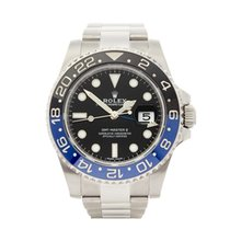 Rolex GMT-Master II Batman Stainless Steel Men's 116710BLNR -...