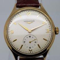 Longines Vintage Manual Winding Gold