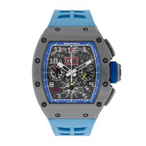 Richard Mille Titanium 49.94mm Automatic RM011 new United States of America, New York, New York