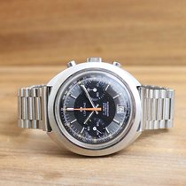 Lorenz Steel 39mm Manual winding pre-owned