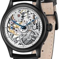Zeno-Watch Basel 4187S-bk-2 nuevo