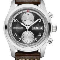 Hamilton Khaki Field Chrono Auto Men's Automatic Watch...