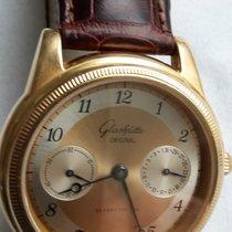 Glashütte Original Senator 750 Gold. 1845 Klassik. Uhr Nr. 0121