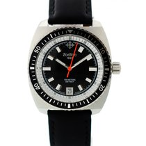Zodiac Steel 38mm Quartz Z0200 pre-owned United States of America, New York, New York