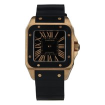 Cartier Santos 100 XL 2792 Rose Gold