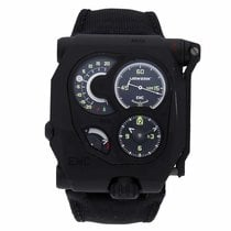 Urwerk Titanium 51mm Manual winding EMC pre-owned