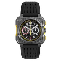 Bell & Ross BR-X1 Titanium 46mm Black United States of America, California, Newport Beach