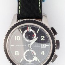 Aerowatch Stål 42mm Automatisk A61929 AN01 ny