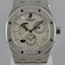 Audemars Piguet 26120ST.OO.1220ST.01 Acciaio Royal Oak Dual Time 39mm