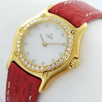 Ebel 1911 pre-owned 26mm Leather
