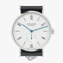 NOMOS Tangente 38 Datum new Manual winding Watch with original box and original papers 130