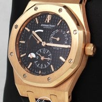Audemars Piguet 26120OR.OO.D002CR.01 Rose gold Royal Oak Dual Time 39mm pre-owned United States of America, Florida, Boca Raton