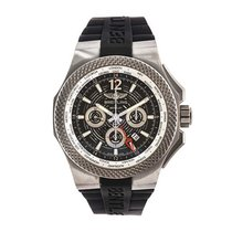 Breitling Bentley B04 GMT pre-owned 49mm