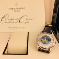 Patek Philippe World Time Złoto białe 39.5mm